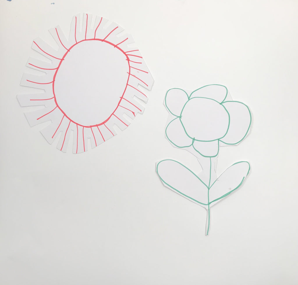 Sun and Flower, 2018