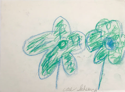 Untitled (carl's flowers)