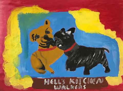 Hell's Kitchen Walkers, 2012
