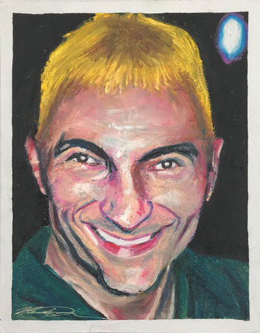 Savvy Self-Portrait, 2002
