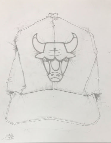 Untitled (Chicago Bulls)