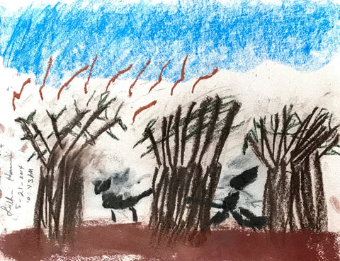 Untitled (three trees)