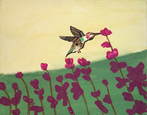 Untitled (hummingbird)