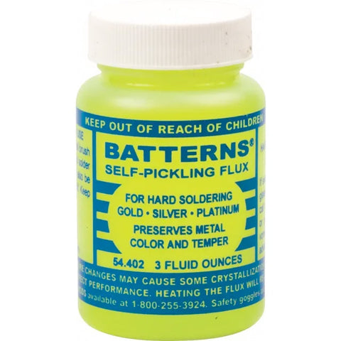 Batterns® Self Pickle Flux 3OZ