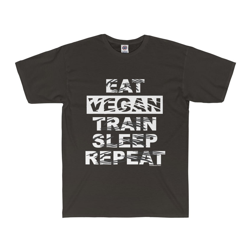Eat Sleep Vegan Tee