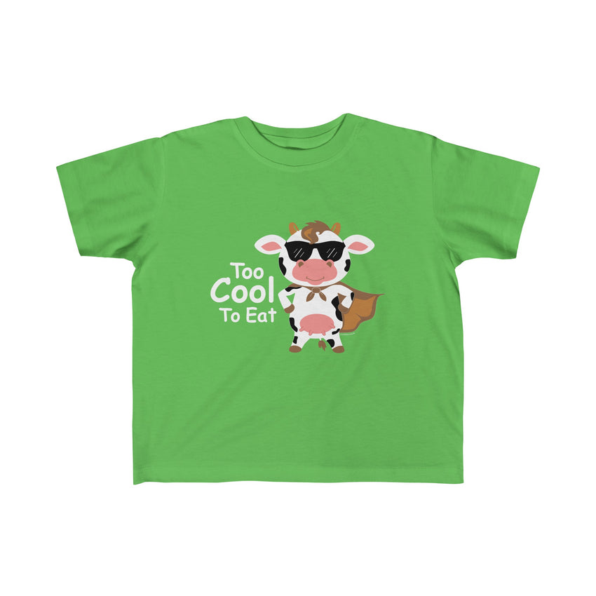 Cool Cow Toddler Jersey Tee