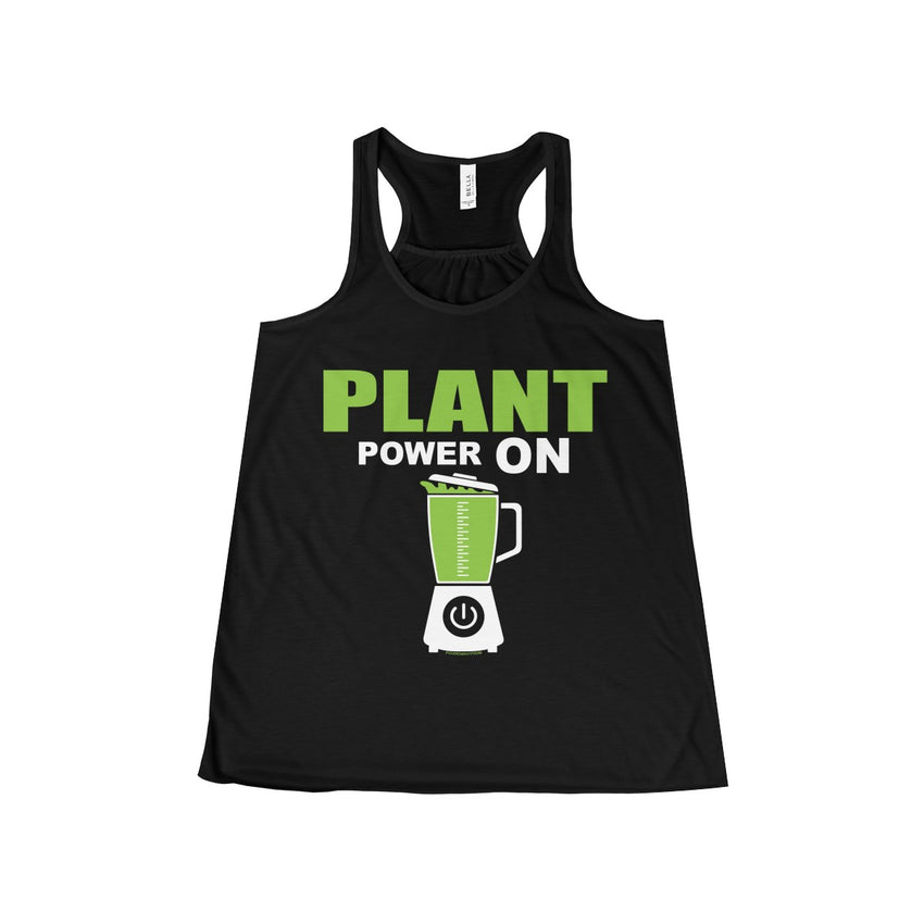 Plant Powered Racerback Tank