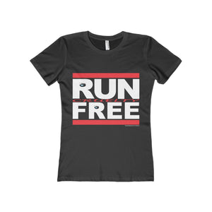 Run Cruelty-Free Women's Tee