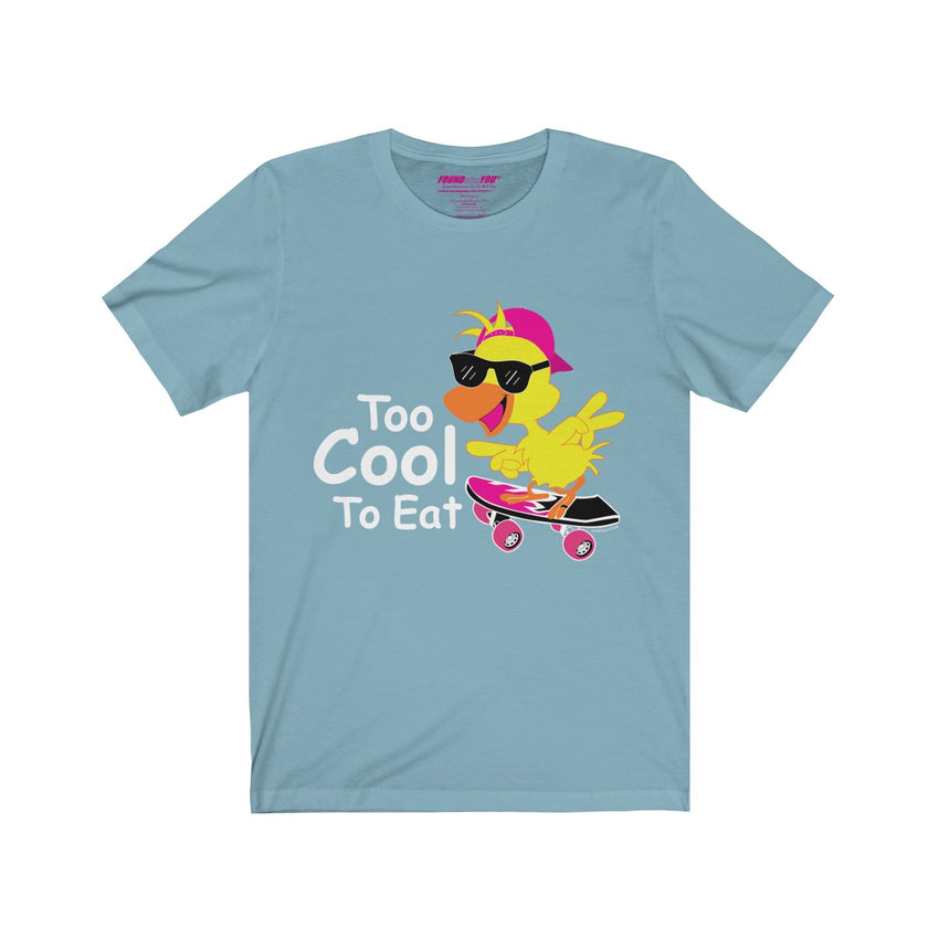Cool Chick Unisex Tee