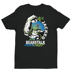 Jacked On the Beanstalk Short Sleeve Men's Tee
