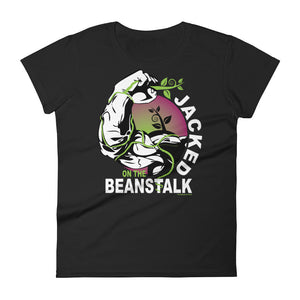 Jacked On The Beanstalk Short Sleeve Tee
