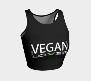 Vegan Lover Work-Out Top