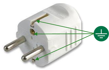 wiring a french 3 pin plug more wiring diagram Electrical Outlet Wiring