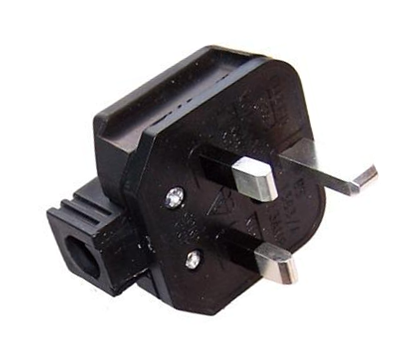 13A Heavy duty replacement plug