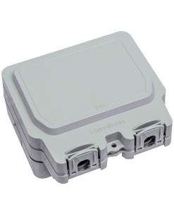 13A Weatherproof IP66 sockets