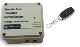DUSTIMATE modular remote control unit