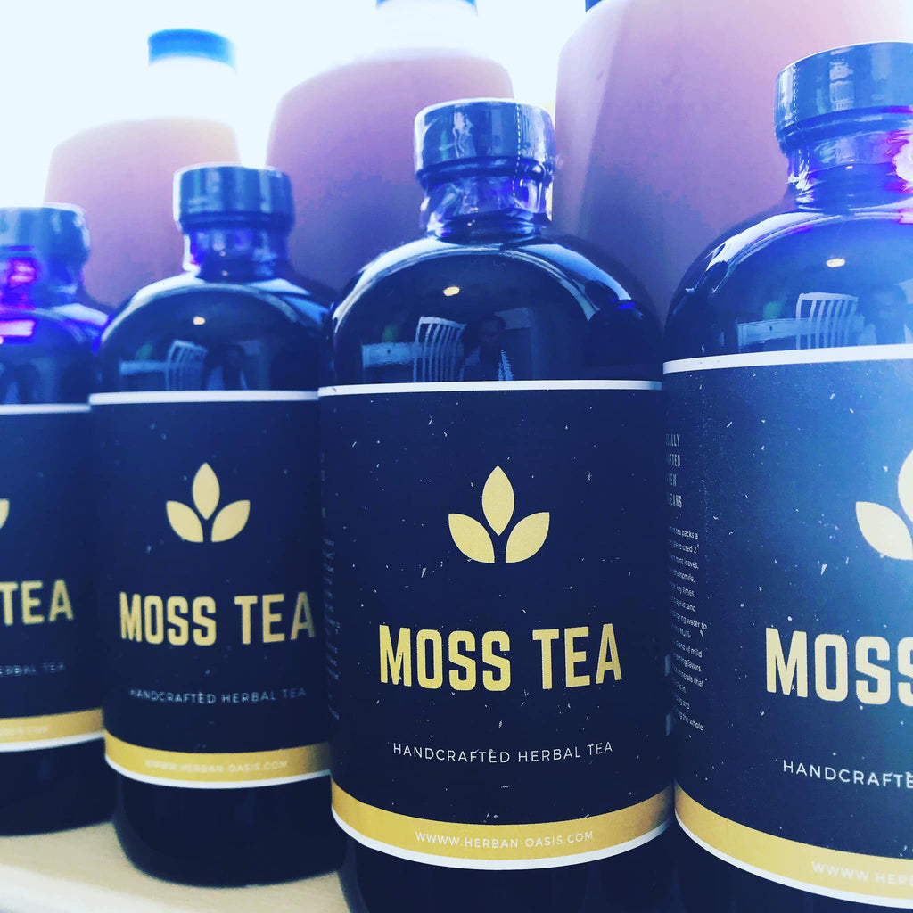 Freshly Made, Moss Tea