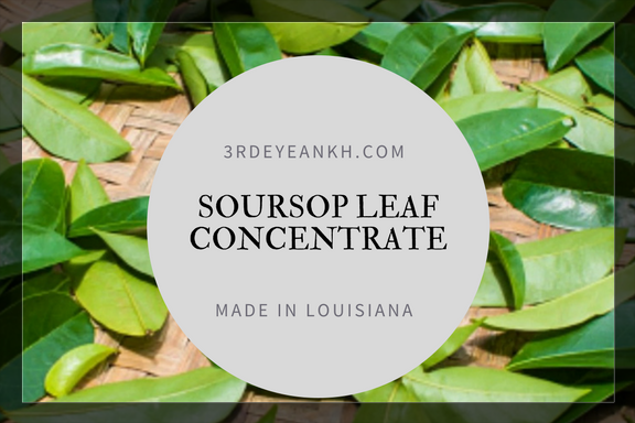 8 oz Soursop Leave Concentrate