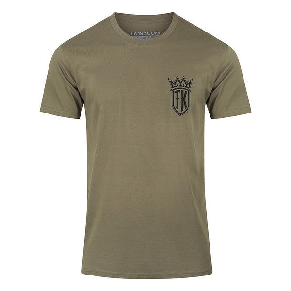 TK BOOST Army Shirt