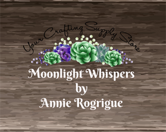 Moonlight Whispers Digital Stamps By Annie Rodrigue