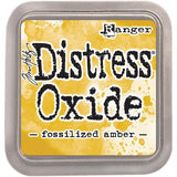Tim Holtz Distressed Oxides Ink Pad-Fossilized Amber