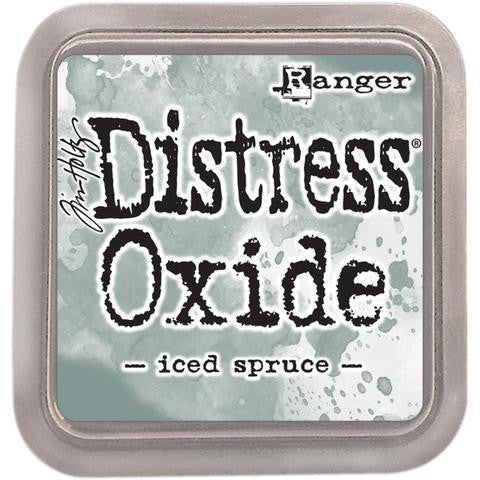 Tim Holtz Distressed Oxides Ink Pad-Iced Spruce
