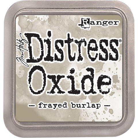 Tim Holtz Distressed Oxides Ink Pad-Frayed Burlap