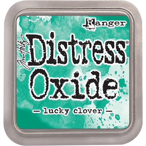 Tim Holtz Distressed Oxides Ink Pad-Lucky Clover
