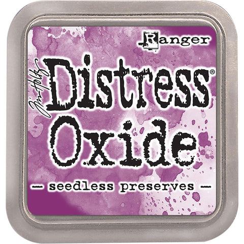 Tim Holtz Distressed Oxides Ink Pad-Seedless Preserves