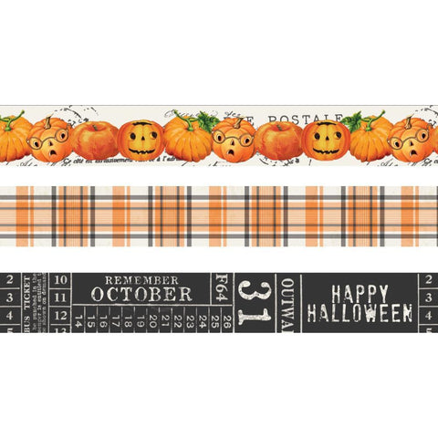 Simple Stories - Washi Tape, Vintage Halloween