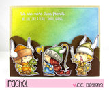 C.C. Designs Roberto's Rascals Stamp-Viking Kids