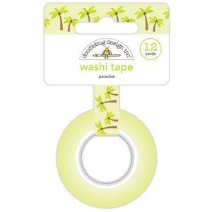 Doodlebug Design - Sweet Summer Collection - Washi Tape, Paradise