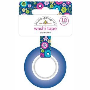 Doodlebug Design - Hello Collection - Washi Tape, Garden Party