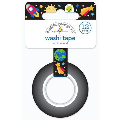 Doodlebug Design  - Washi Tape, Out of this World