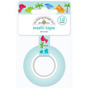Doodlebug Design  - Washi Tape, Dino-Mite