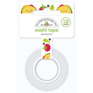 Doodlebug Design  - Washi Tape, Taco-Bout Fun