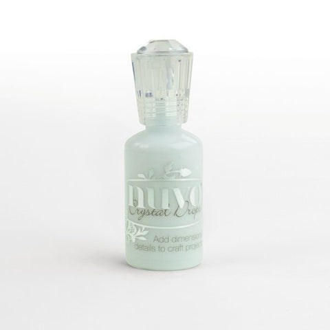Tonic Studios Nuvo Crystal Drops Gloss-Duck Egg Blue