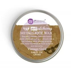 Prima Art Alchemy - Métallique Wax- Vintage Gold
