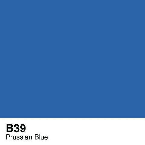 Copic Sketch Marker-B39 Prussian Blue