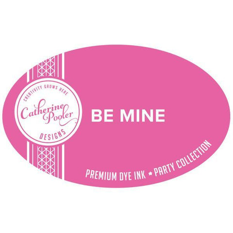 Catherine Pooler Designs -  Party Collection: Carnivale, Be Mine Ink Pad