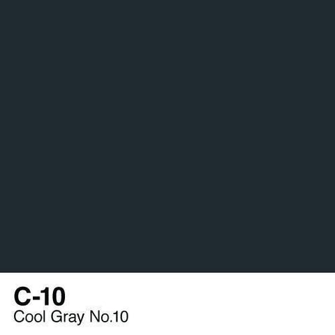 Copic Sketch Marker-C10 Cool Gray #10