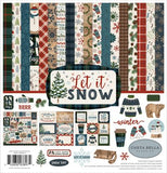 Carta Bella - Let It Snow, 12x12 Collection Kit