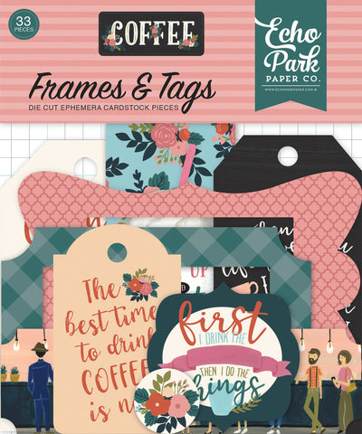Echo Park - Frames & Tags, Coffee Time