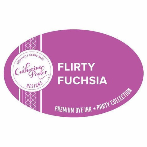 Catherine Pooler Designs -  Party Collection: Life of the Party, Flirty Fuchsia Ink Pad