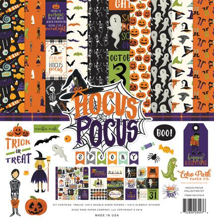 Echo Park - Collection Kit, Hocus Pocus