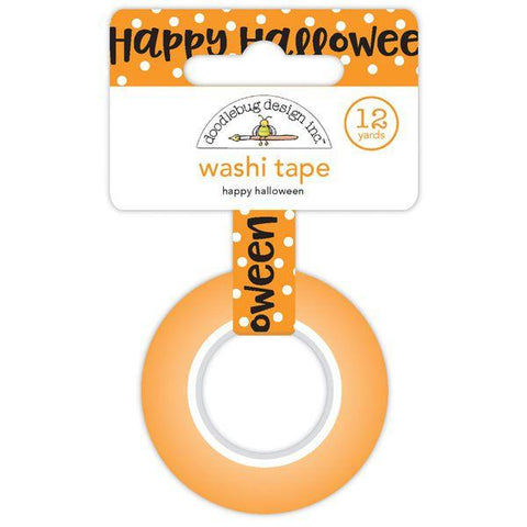Doodlebug Design  - Washi Tape, Happy Halloween