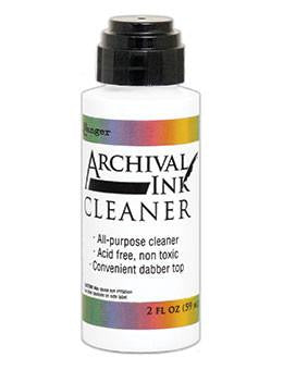 Ranger Ink - Archival Ink Pad, Cleaner Dabber