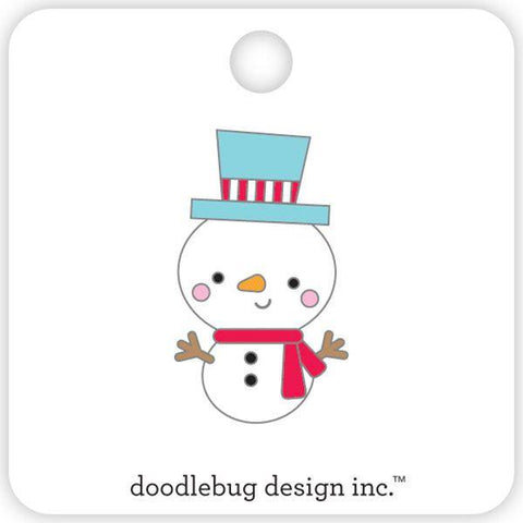 Doodlebug Designs - Collectible Enamel Pin, Jack