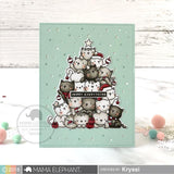 Mama Elephant - Oh Kitty Tree, Clear Stamps