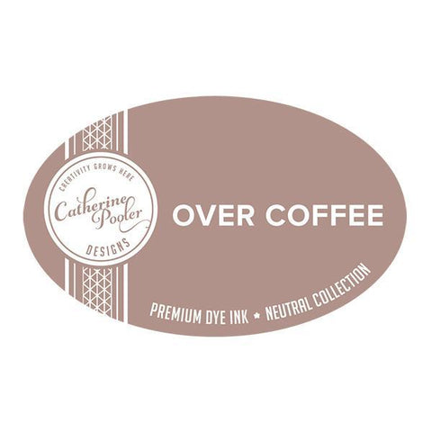 Catherine Pooler Designs -  Neutrals Collection, Over Coffee Ink Pad